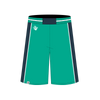 Custom Basketball Short | Plain - Teal - Spartan Sports Global