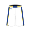 Custom Basketball Short | Plain - White - Spartan Sports Global