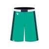 Custom Basketball Short | Warrior - Teal - Spartan Sports Global