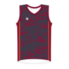 Custom Basketball Singlet | Hex - Maroon - Spartan Sports Global