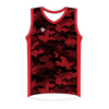 Custom Basketball Singlet | Hex - Red - Spartan Sports Global