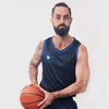 Custom Basketball Singlet | Hex - Navy - Spartan Sports Global