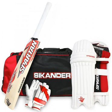 Spartan Sikander DW Junior Cricket Combo Kit - Spartan Sports Global