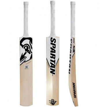 Spartan MSD White Edition English Willow Cricket Bat - Grade 3 - Spartan Sports Global
