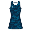 Custom Netball Dress | Hex - Navy - Spartan Sports Global