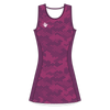 Custom Netball Dress | Hex - Purple - Spartan Sports Global