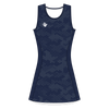Custom Netball Dress | Hex - Slate - Spartan Sports Global