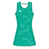 Custom Netball Dress | Hex - Teal - Spartan Sports Global