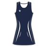 Custom Netball Dress | Lino - Slate - Spartan Sports Global