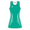 Custom Netball Dress | Lino - Teal - Spartan Sports Global