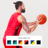 Custom Basketball Singlet | Raptor - Red - Spartan Sports Global