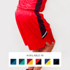 Custom Basketball Short | Raptor - Red - Spartan Sports Global