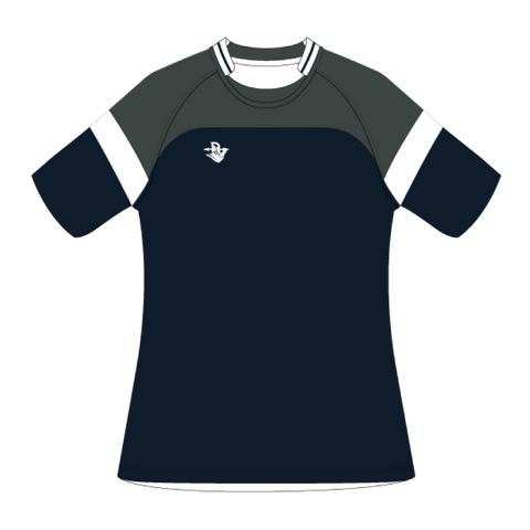 Custom Rugby Jersey | Ruck - Slate / Grey - Spartan Sports Global