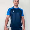 Custom Rugby Jersey | Plain - Navy / Blue - Spartan Sports Global