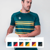 Custom Rugby Jersey | Scrum - Green/Yellow - Spartan Sports Global