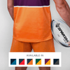 Custom Rugby Short | Lineout - Gold - Spartan Sports Global