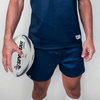 Custom Rugby Short | Plain - Navy - Spartan Sports Global