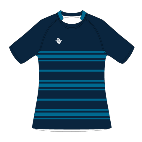 Custom Rugby Jersey | Scrum - Navy / Blue - Spartan Sports Global
