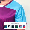 Custom Soccer Jersey | City - Maroon / Blue - Spartan Sports Global