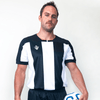 Custom Soccer Jersey | Juve - Black / White - Spartan Sports Global