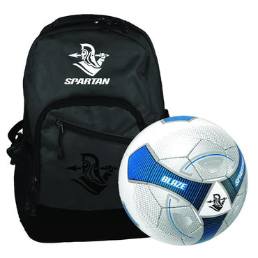 Junior BackPack Combo Football