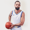 Custom Basketball Singlet | Warrior - White - Spartan Sports Global