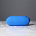Blue Silicone Carry Bag