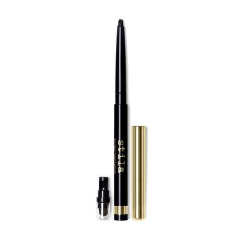 Stila Smudge Kajal Eye Liner Intense Black