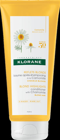 Klorane Conditioner with Camomile 200ml