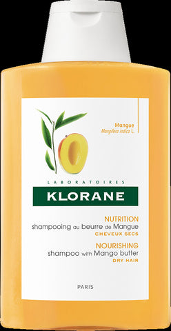 Klorane Shampoo with Mango Butter 200ml