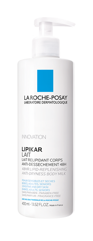 Lipikar Lait Body Milk