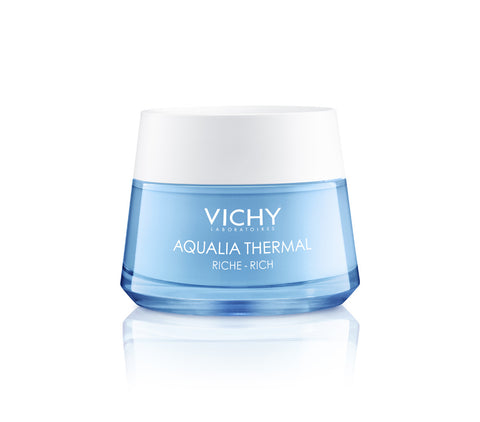 Aqualia Thermal Rich Hydration Day Cream  50ml