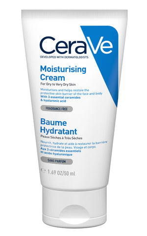CeraVe Moisturising Cream Sizes 50ml/177ml