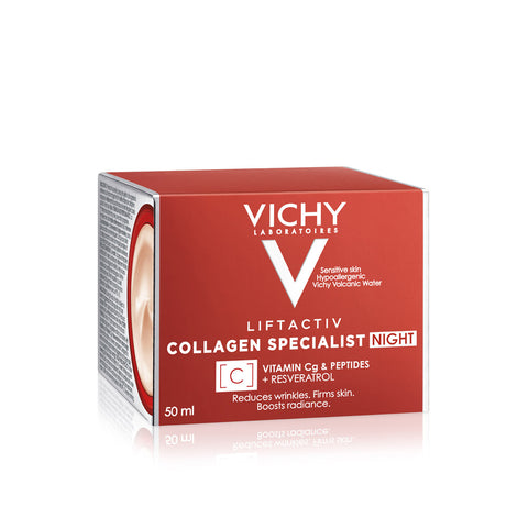 LiftActiv Collagen Specialist Night  50ml