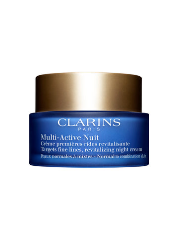 Clarins Multi Active Night Cream Normal to Combination Skin 50ml