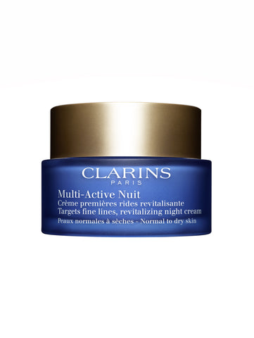 Clarins Multi Active Night Cream Normal to Dry Skin 50ml