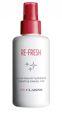 My Clarins Re-Fresh Hydrating Beauty Mist 100ml