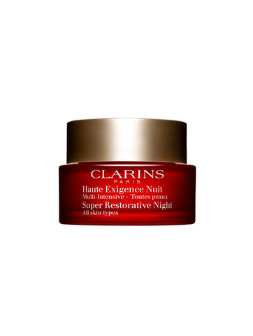 Clarins Super Restorative Night Cream All Skin Types 50ml