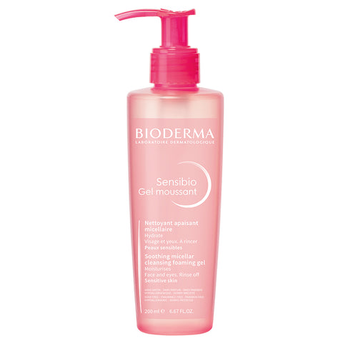 Bioderma Sensibio Foaming Gel