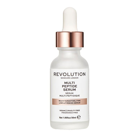 REVOLUTION SKINCARE MULTI PEPTIDE SERUM