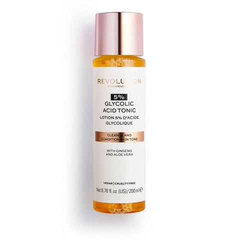 REVOLUTION SKINCARE 5% GLYCOLIC ACID TONIC