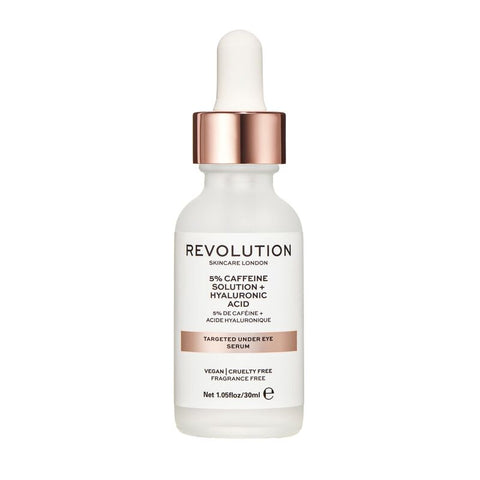 REVOLUTION SKINCARE TARGETED UNDER EYE SERUM