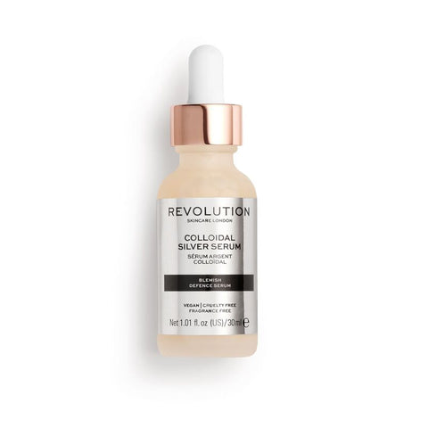 REVOLUTION SKINCARE COLLOIDAL SILVER SERUM