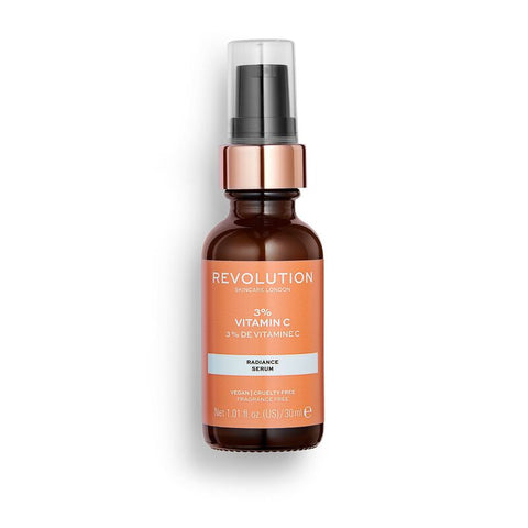 REVOLUTION SKINCARE 3% VITAMIN C SERUM