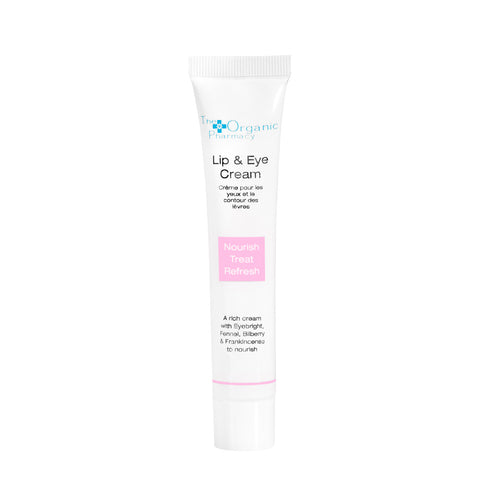 The Organic Pharmacy Lip & Eye Cream