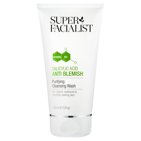Salicylic Acid Anti Blemish Purifying Cleansing Wash 150ml
