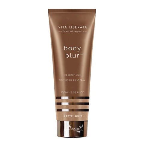 Vita Liberata Body Blur High Definition Body Makeup - Latte Light 100ml