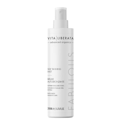 Vita Liberta Fabulous Self Tanning Mist 200ml