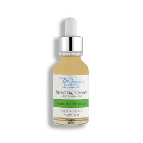 The Organic Pharmacy Retinol Night Serum