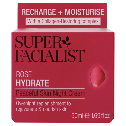 Rose Hydrate Peaceful Skin Night Cream 50ml